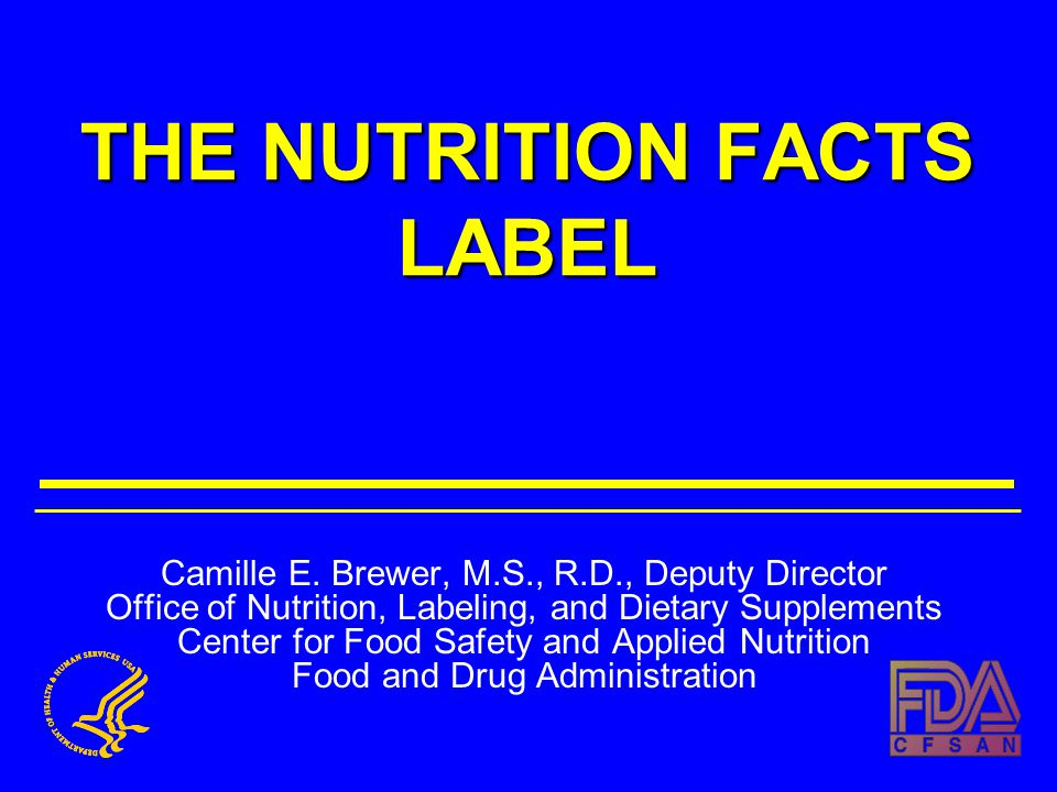 Uses of %DV Comparison of products Nutrient content claims –10% of the DV -Good source –20% or more of the DV- Excellent or High Dietary trade-offs DVs are not individual goals for intakes
