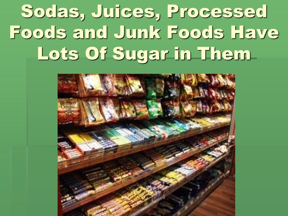 Pop Tarts 1 pastry = 17 grams Sugar Or 4 ¼ teaspoons Rule of Thumb: No more than 40 grams of sugar or 10 teaspoons per day