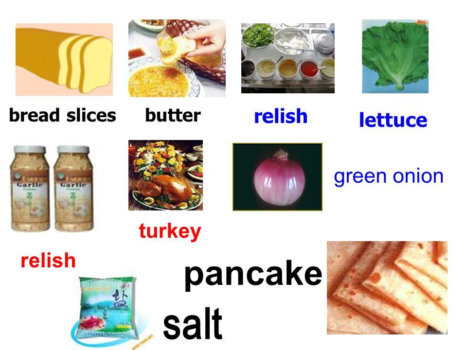 Make a sandwich Make a shopping list for making sandwiches.