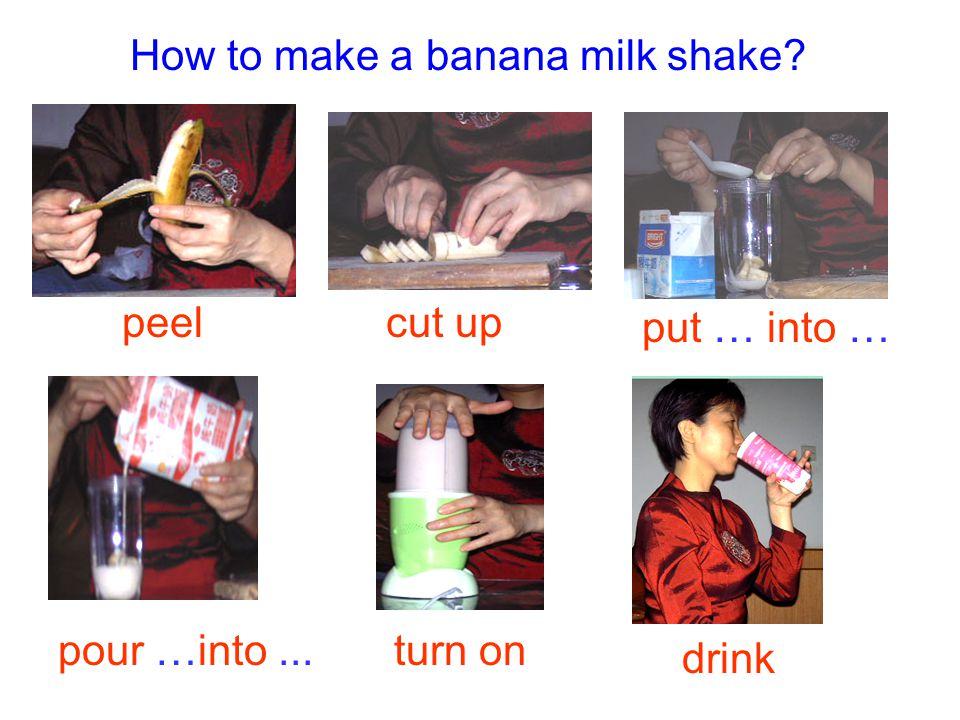 yogurt blender milk ingredients
