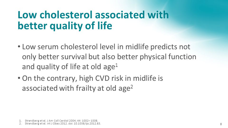 Diet as a tool for effective cholesterol lowering 9