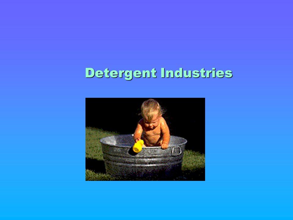 Detergent Industries Detergent Industries