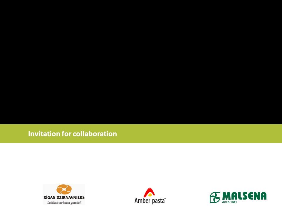 Invitation for collaboration