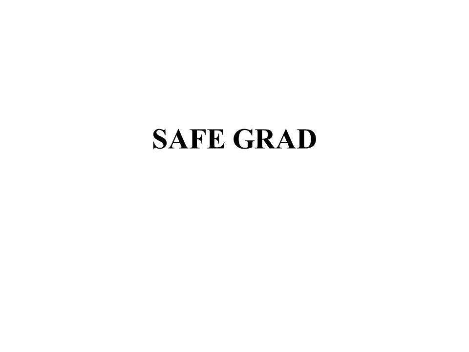 SAFE GRAD
