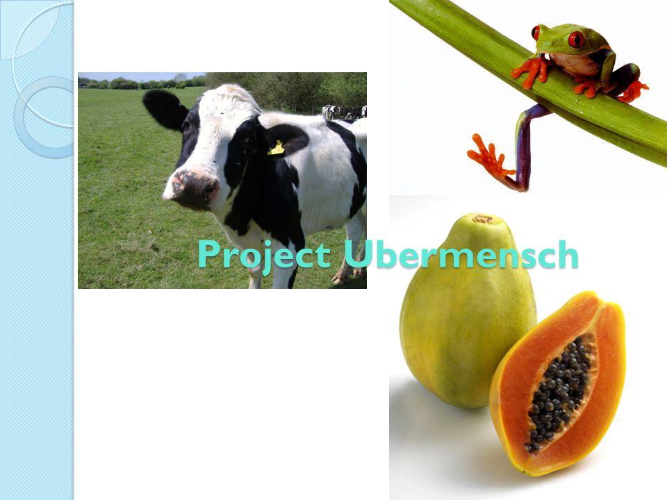 Project Ubermensch Project Ubermensch
