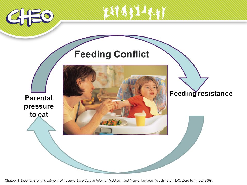 Feeding Conflict Chatoor I.