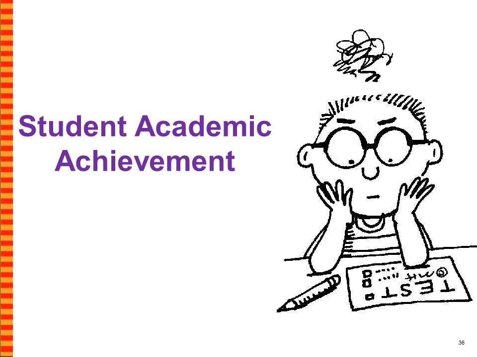 Student Academic Achievement 36