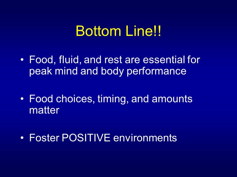 Bottom Line!.