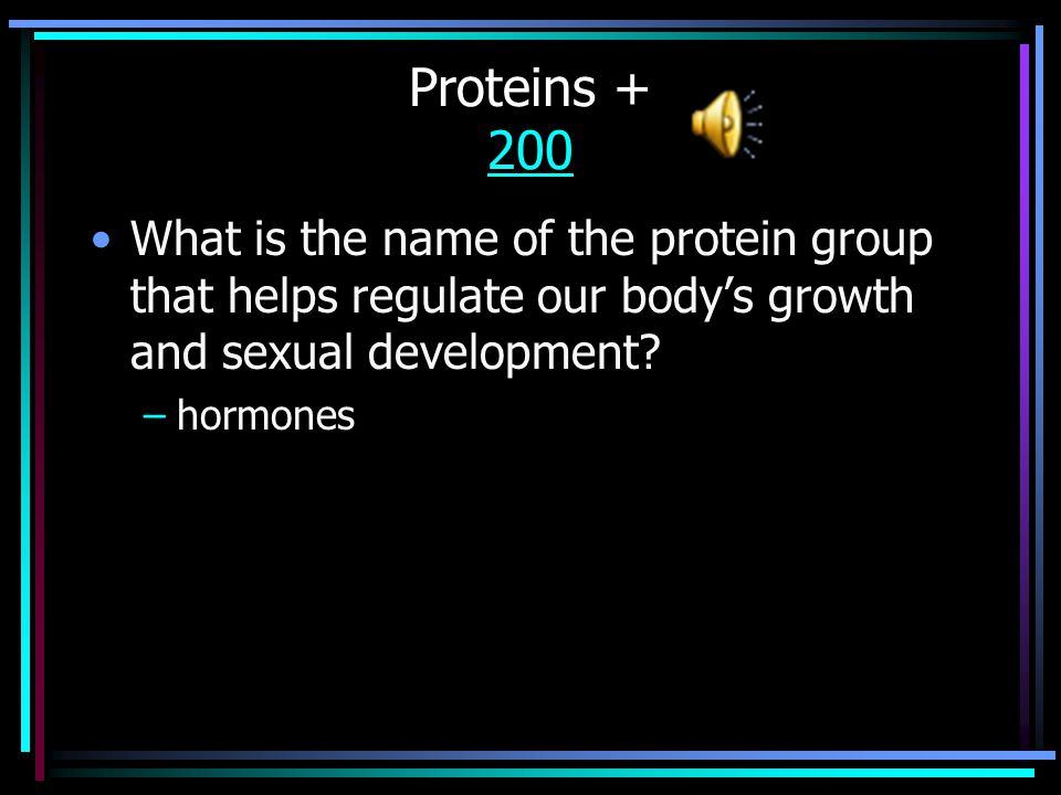 Proteins + 100 100 What are the 3 ways that proteins can be denatured, which causes death to living cells? –radiation, chemicals, extreme temperature