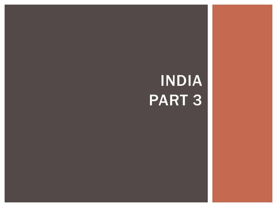 INDIA PART 3