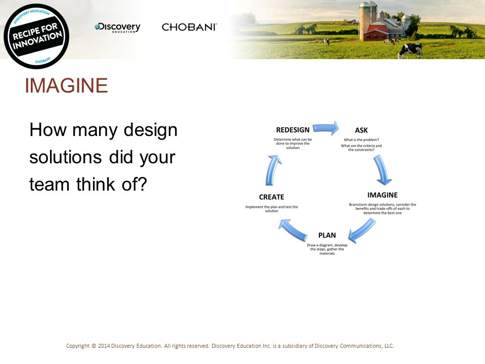 CHECK FOR UNDERSTANDING Describe your role as an engineer during this design challenge.
