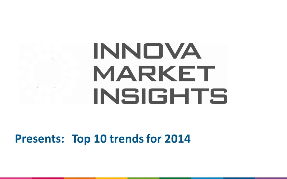 Presents: Top 10 trends for 2014 delay