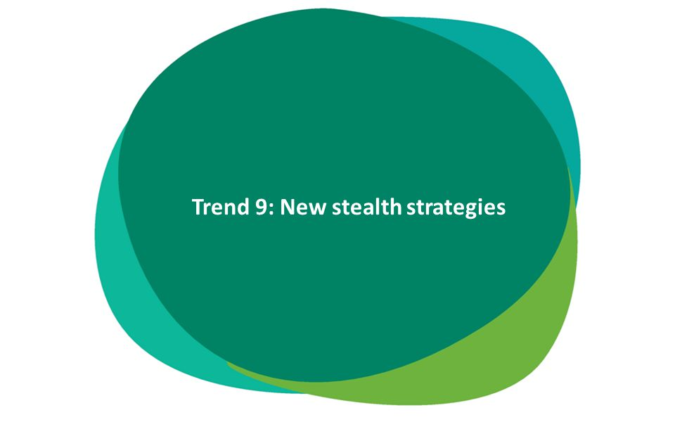 www.innovadatabase.com Trend 9: New stealth strategies delay