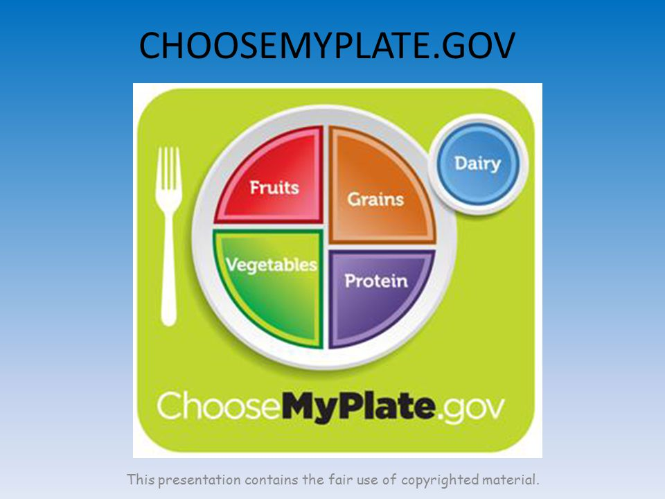 CHOOSEMYPLATE.GOV This presentation contains the fair use of copyrighted material.