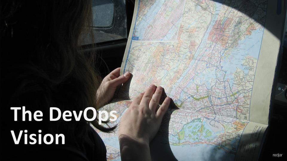 The DevOps Vision