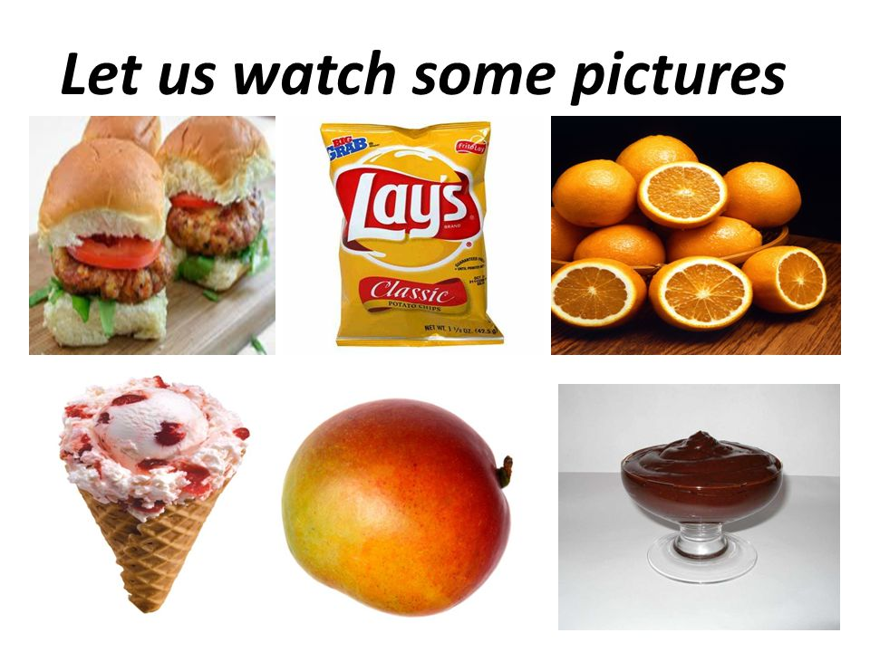Let us watch some pictures