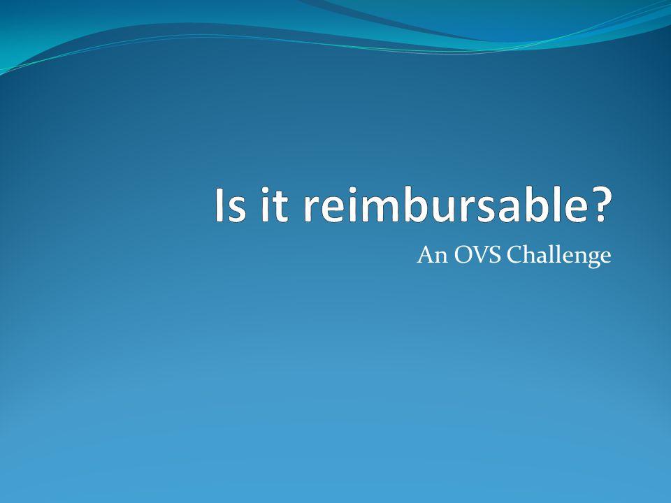An OVS Challenge