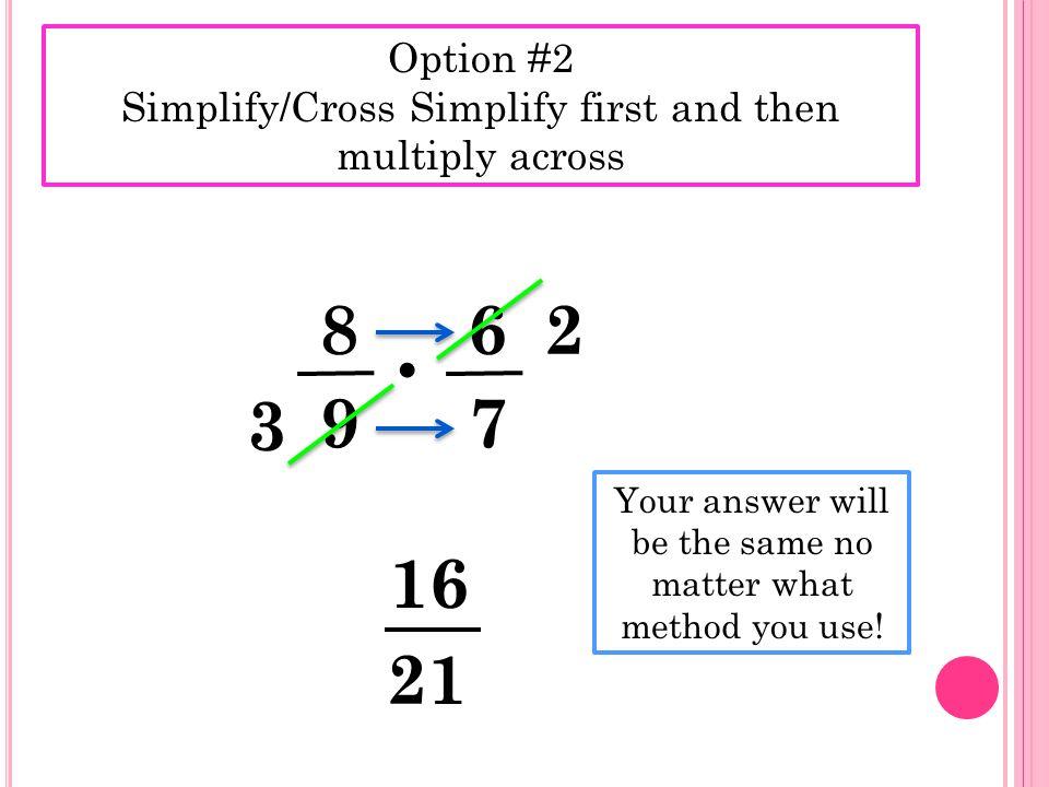 B ASIC A LGORITHM 1. Leave 2. Change 3. Flip It's just that easy!