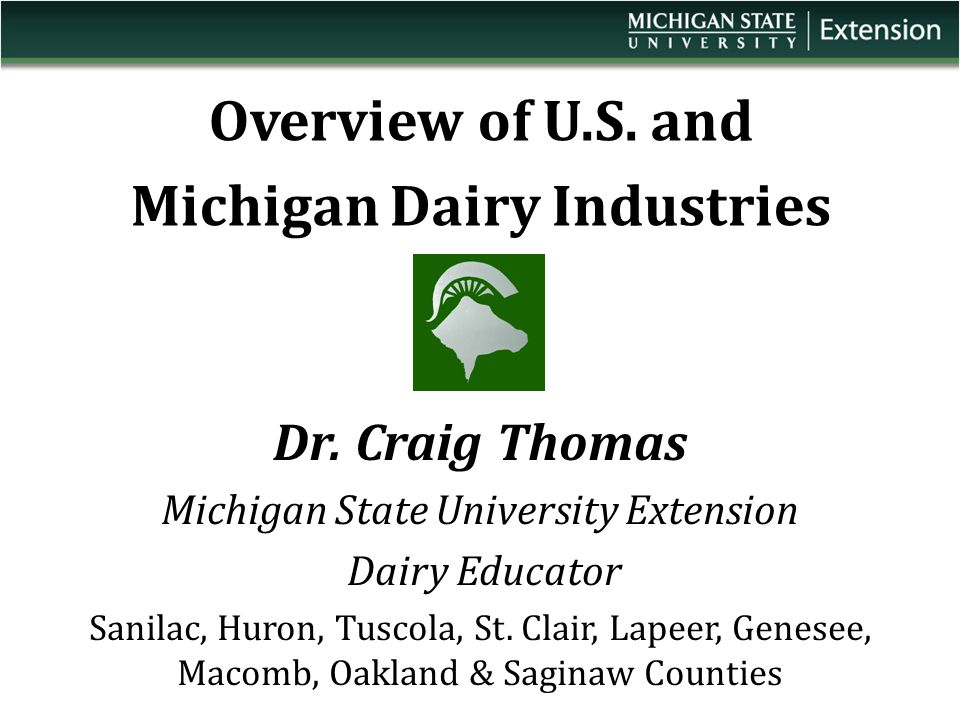 U.S. Dairy Farm Data (total milk production) 12