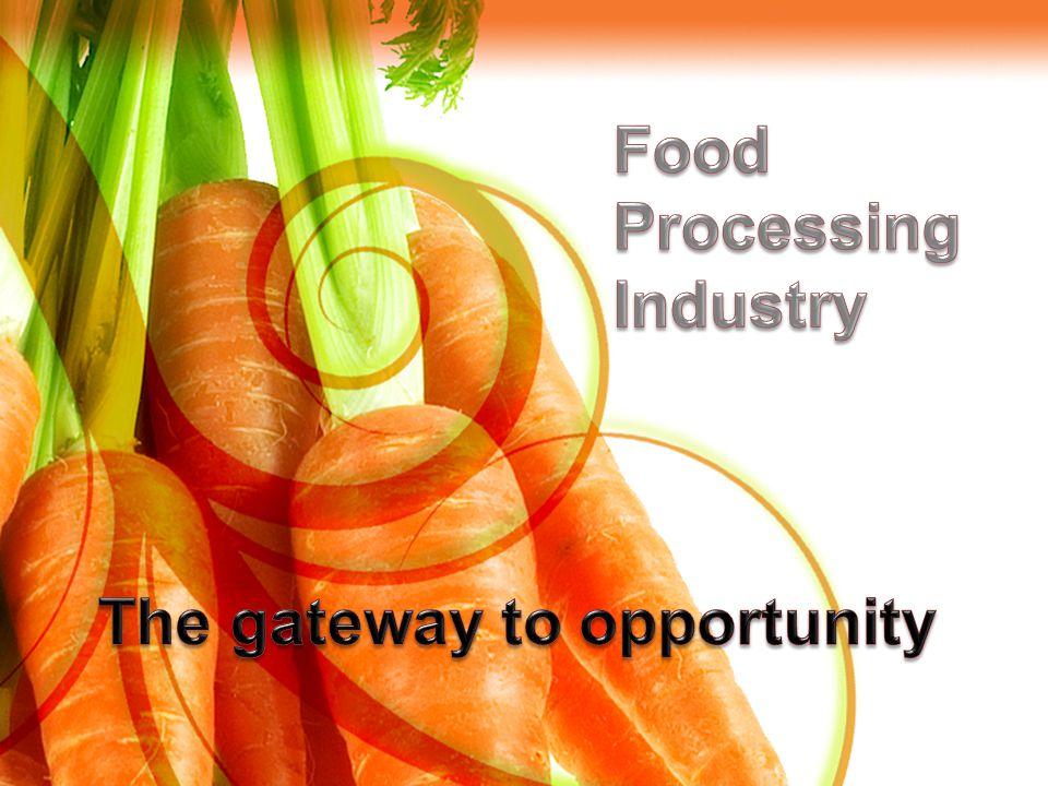 Arterial Road inside Mega Food Park