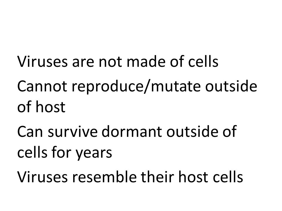 Heterotrophs Heterotrophs must eat from other organisms-which causes infections These are the ones that make us sick