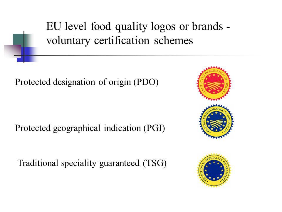 The EU organic farming logo
