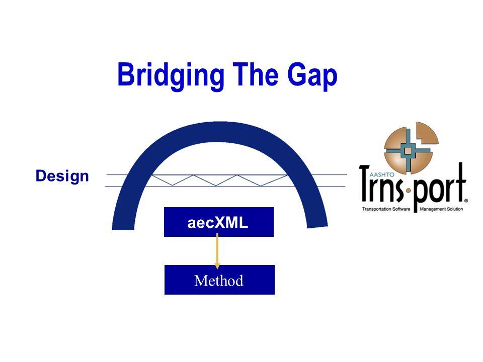 Bridging The Gap Design aecXML Method