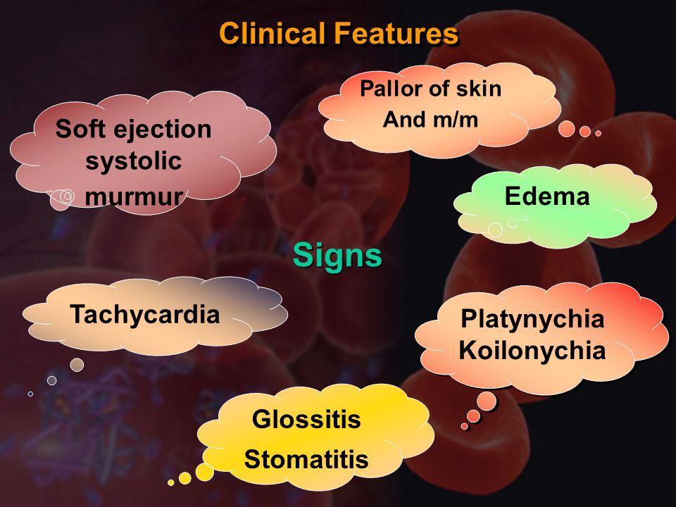 Symptoms Irritability Fatigue Weakness Dizziness Palpitation Infection