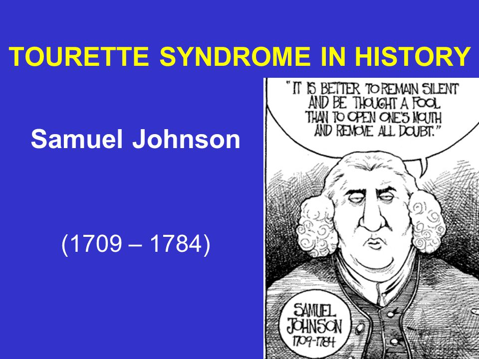 TOURETTE SYNDROME IN HISTORY Peter the Great (1672 – 1725)