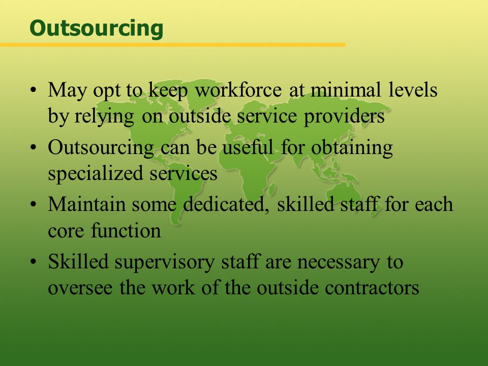 A key element in maintaining a skilled workforce is for the deposit insurer to provide professional training courses.