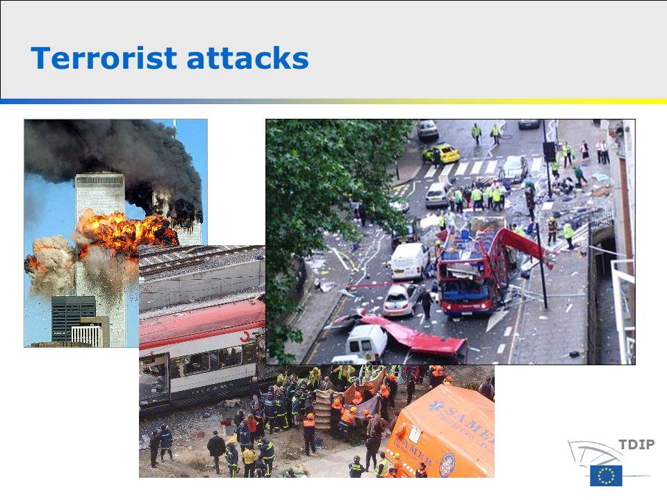 War On Terror TDIP