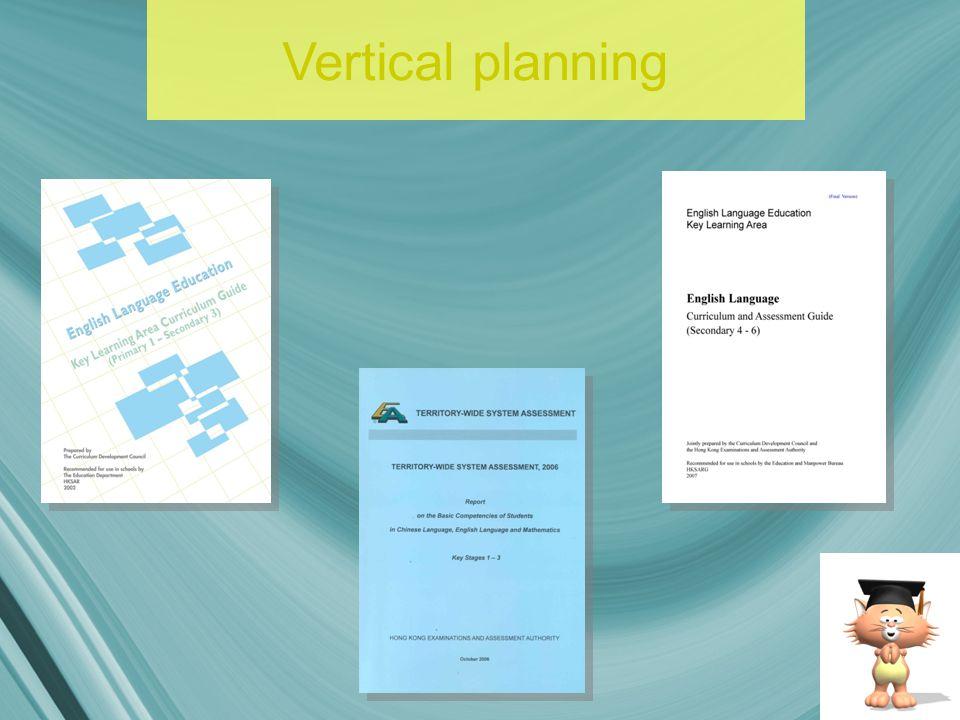 Vertical planning