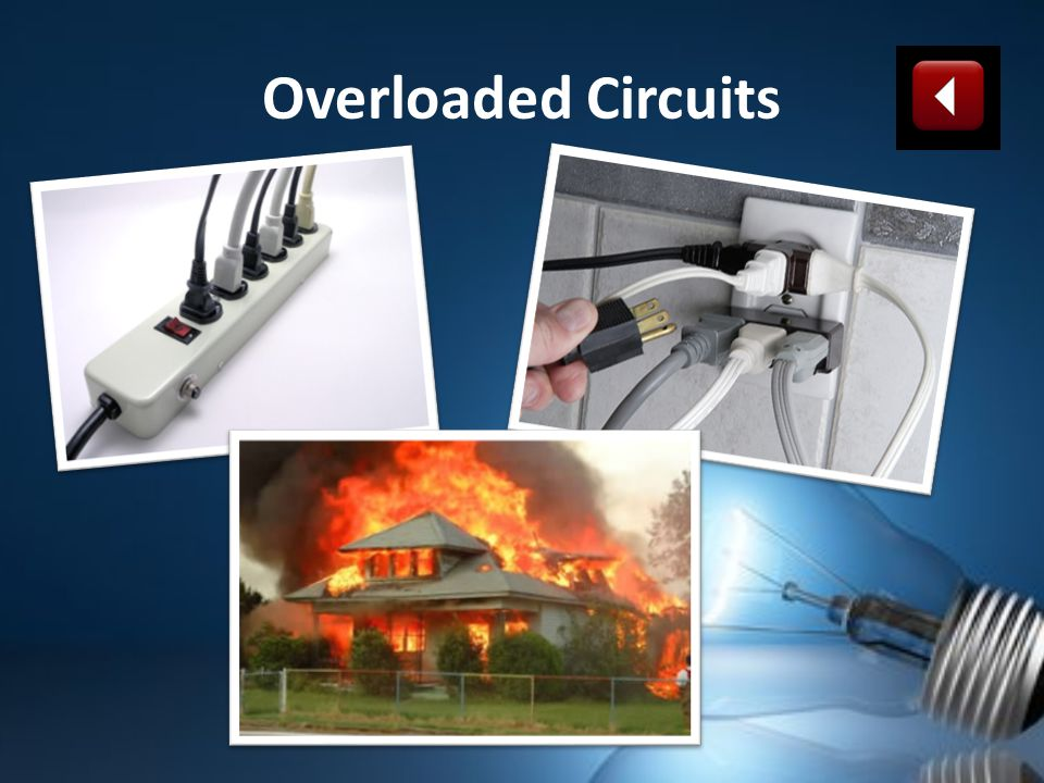 Overloaded Circuits
