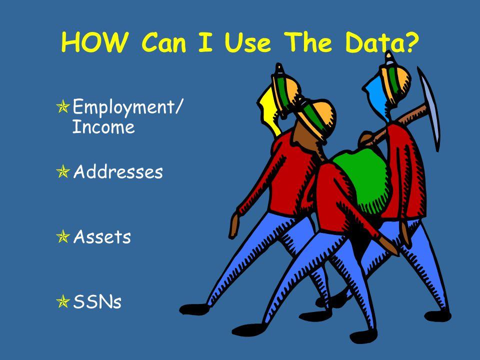 MSFIDM Data What Do I Get.