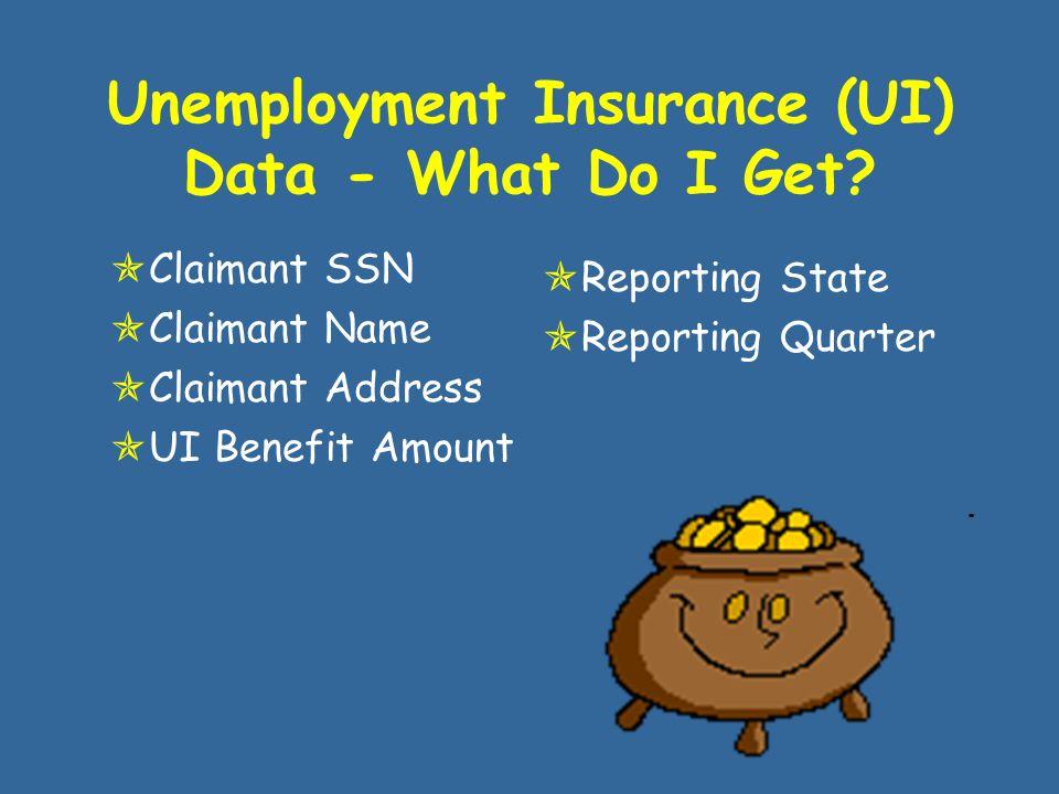 Quarterly Wage (QW) Data - What Do I Get.