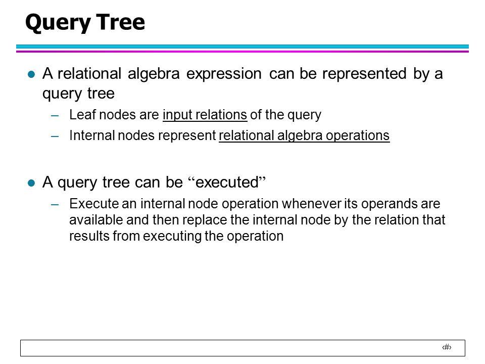 27 Example (System Catalog)
