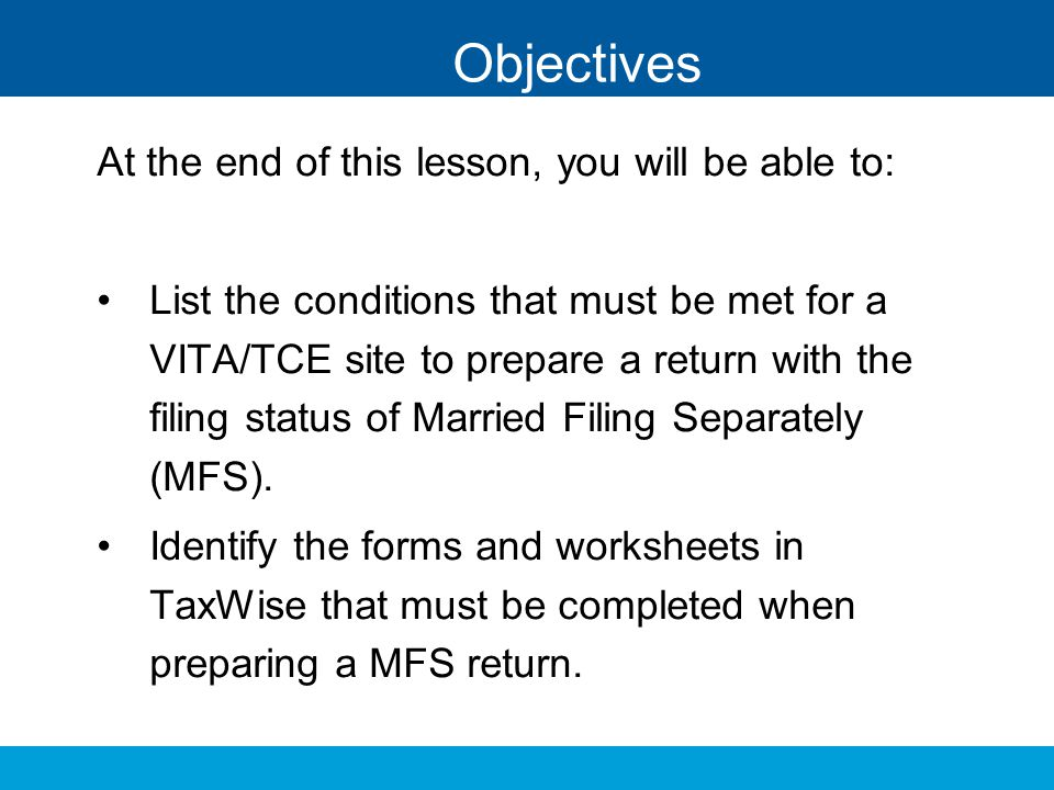 Exercise # 1 Q: What requirements must be met for a taxpayer to be considered unmarried ?