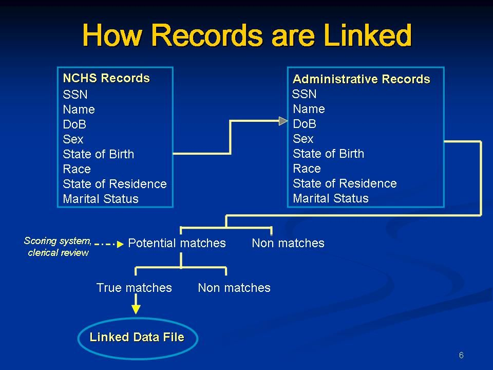 6 How Records are Linked