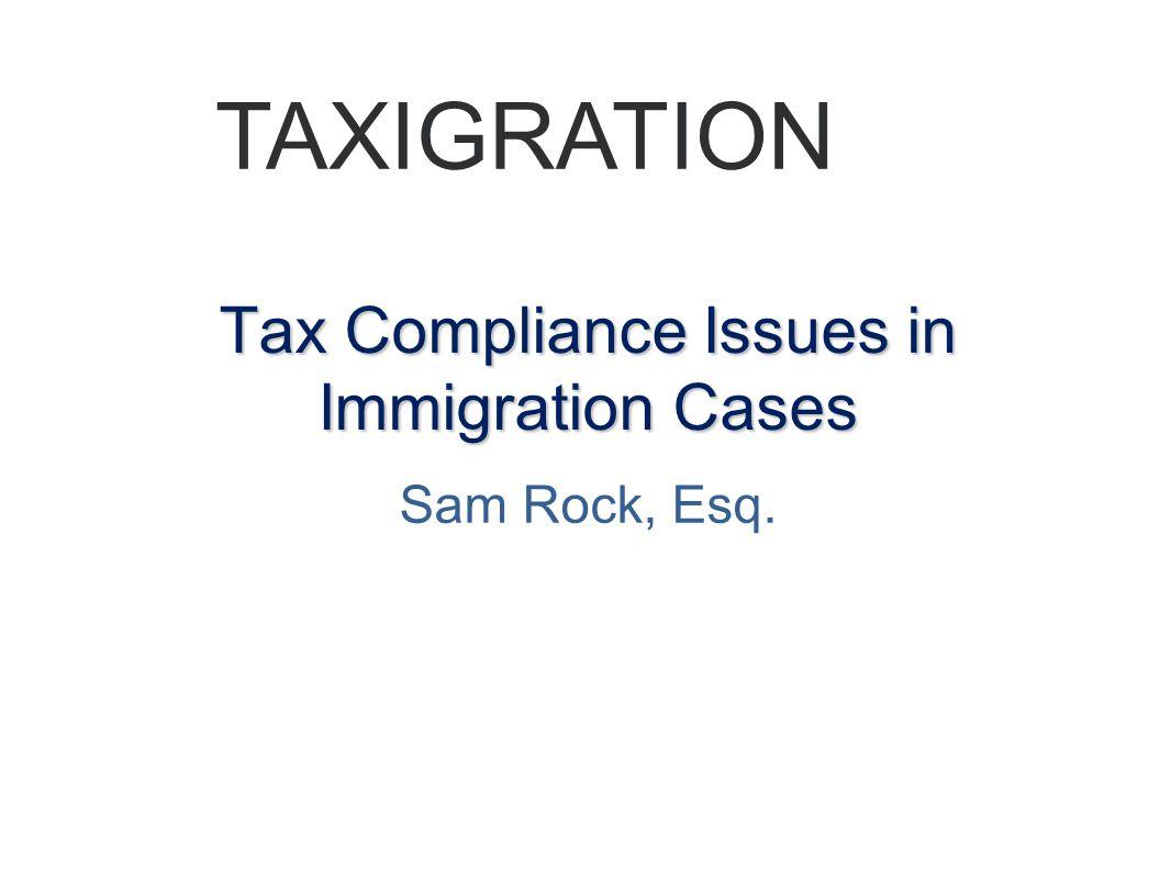 Form 1040, Box 6(c) 22 © 2013 Immigrant Legal Resource Center