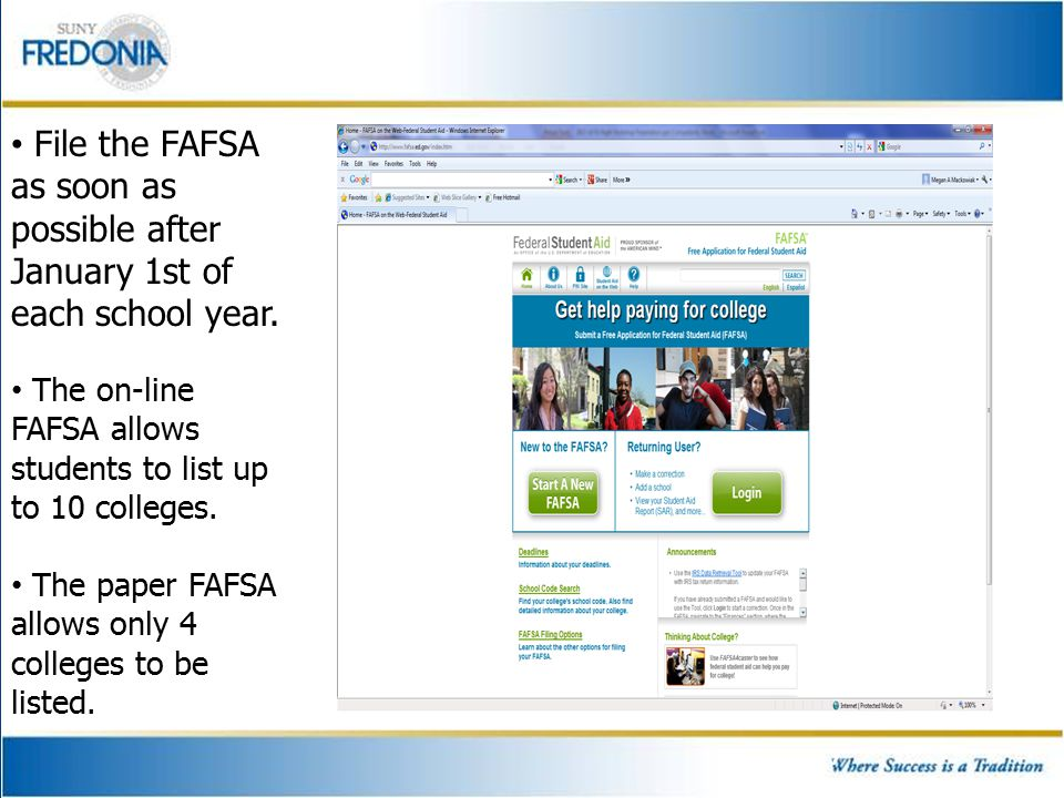 FASTWEB.COM Fastweb recently matched you to these new scholarships.