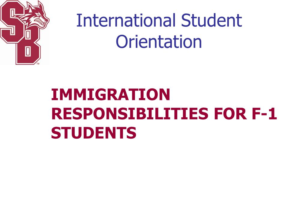 Employment Options On-Campus employment Off-Campus employment Curricular Practical Training (CPT) Optional Practical Training (OPT) Severe economic hardship Internship with an International Organization Visit the Stony Brook Visa and Immigration Services website for the dates and times of our CPT and OPT workshops.