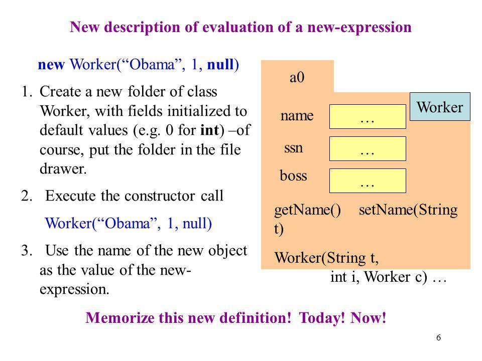 7 Testing —using JUnit Bug: Error in a program.