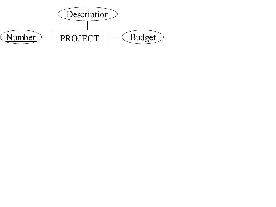 PROJECT Description BudgetNumber