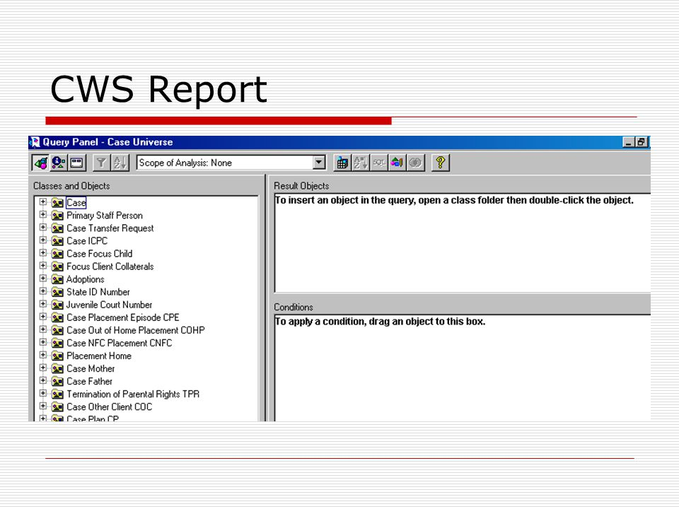 CWS Report