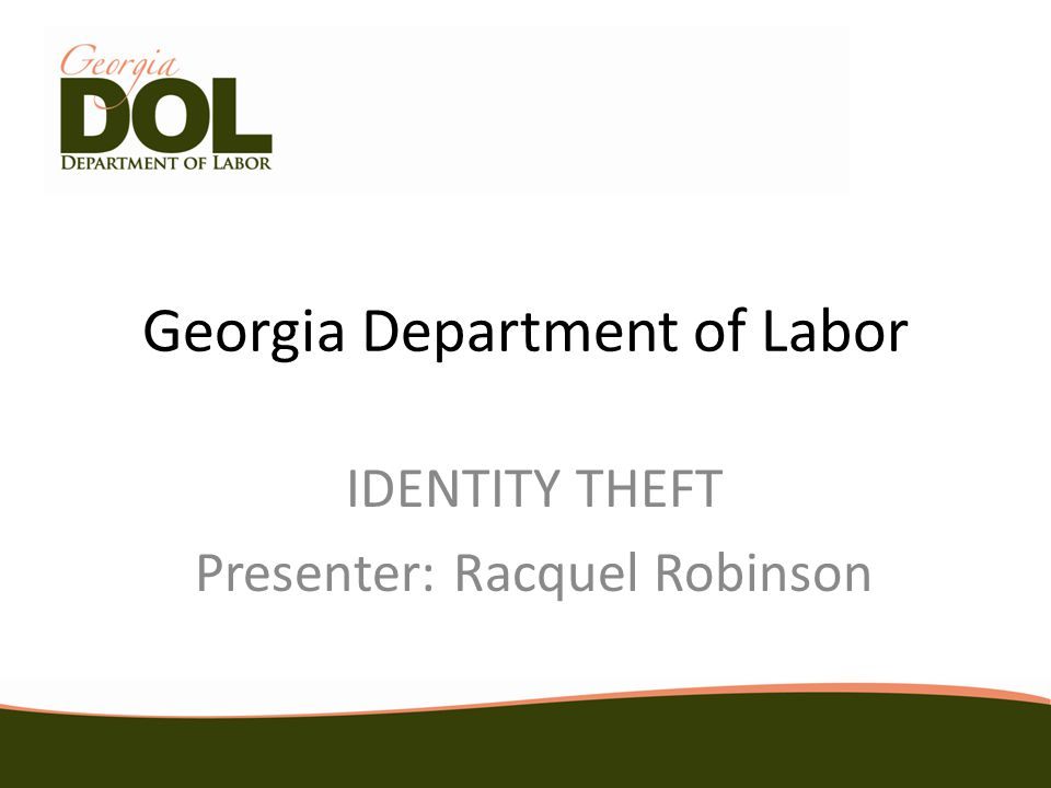 the Everyone Own The Georgia Department of Labor has adopted the Everyone Owns Integrity concept.