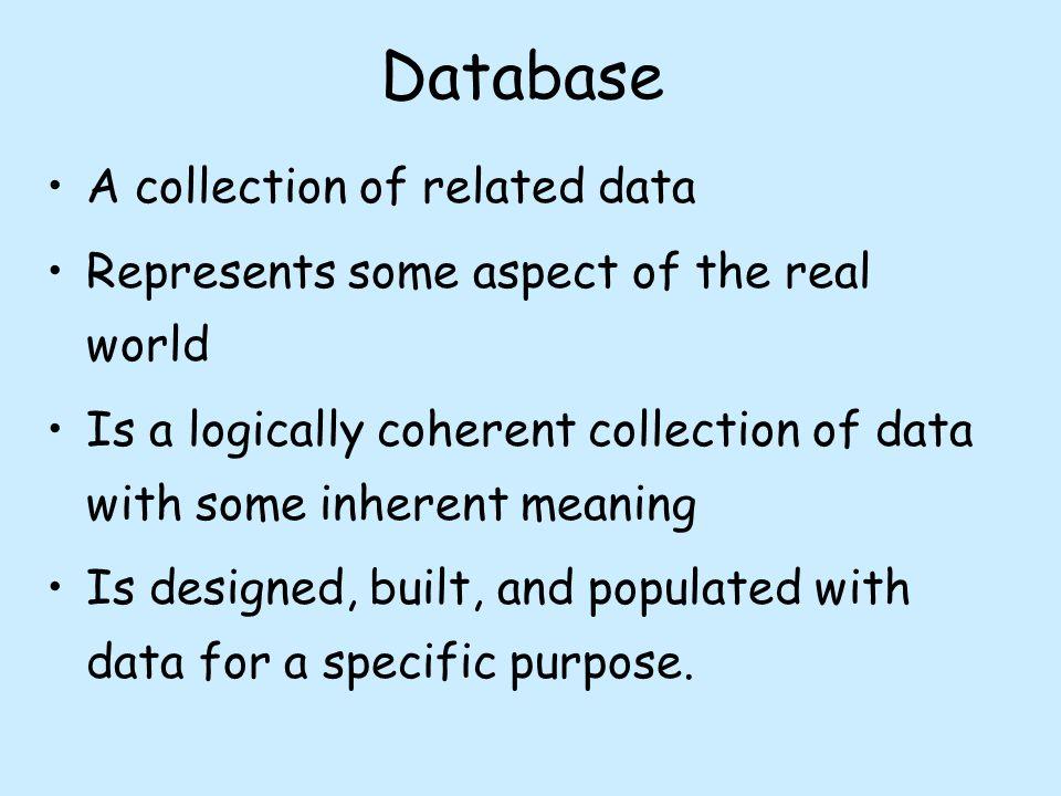 Database Management Systems Data Schema Program Independence Views