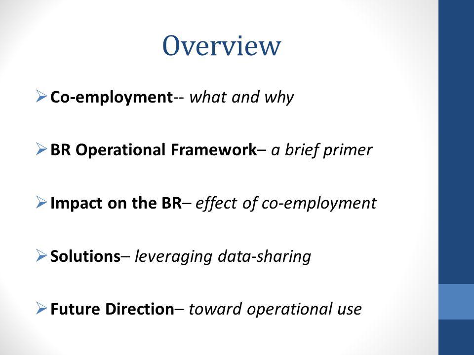 Non-employer processing flow