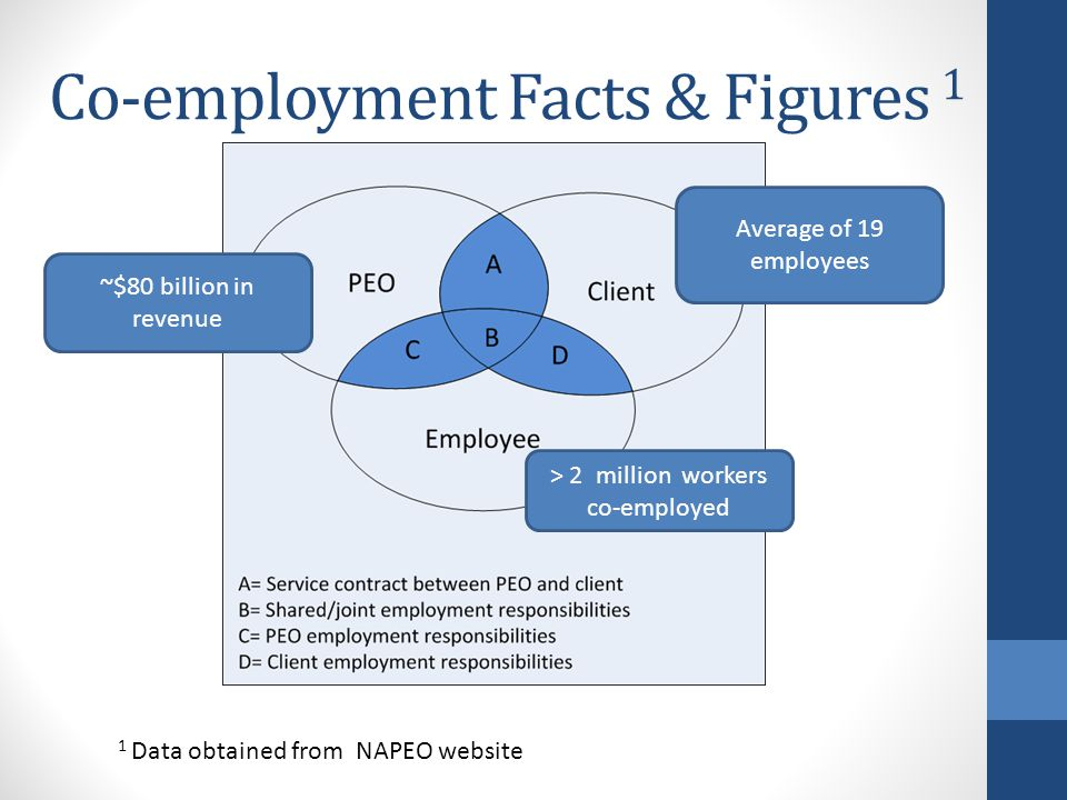 Co-employment: Key to the BR Impact Employer of record