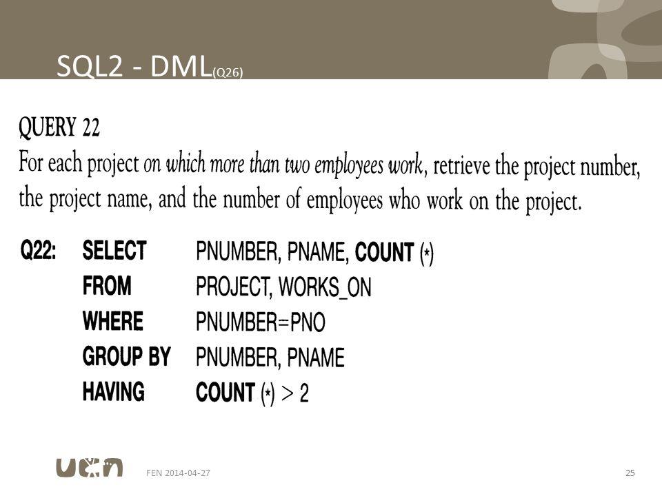 FEN 2014-04-2725 SQL2 - DML (Q26)