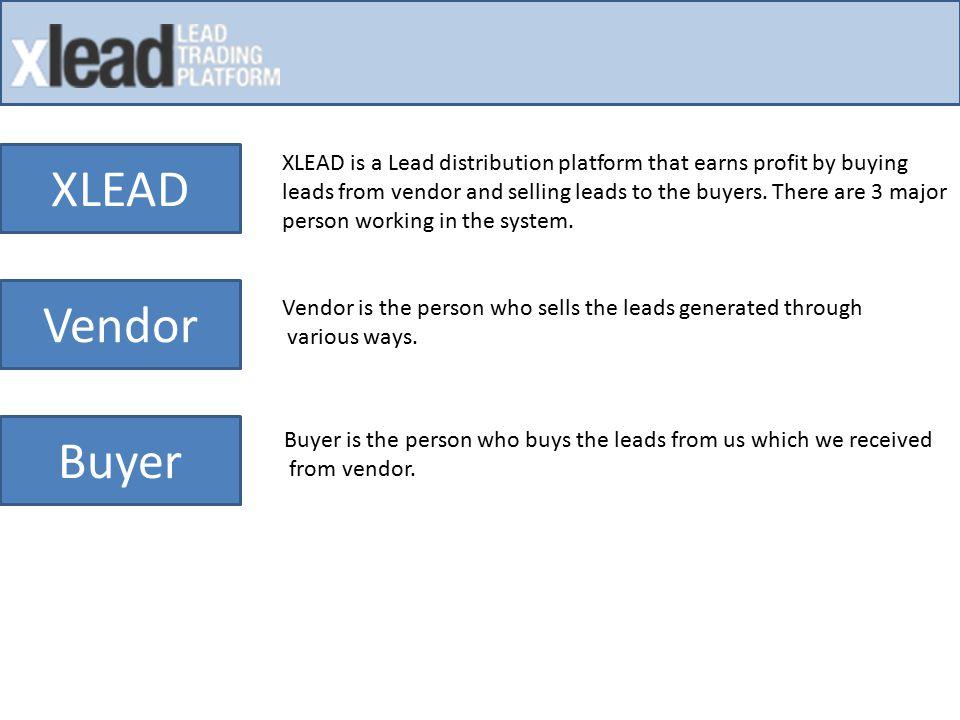 How Vendor Gathers Leads? Vendor
